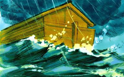 3 नूह, जीवित रहने का विश्वास