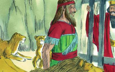 31 Daniel, Highly Esteemed by God