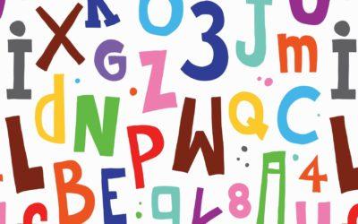 The Holy Alphabet