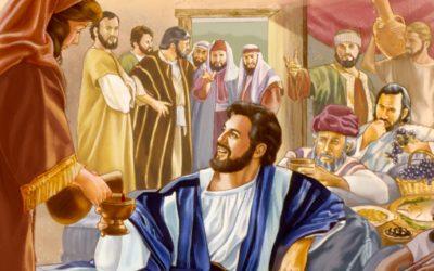 Jesus Calls Matthew