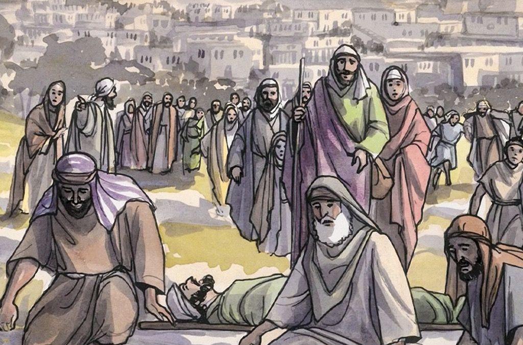Restoring the Leper