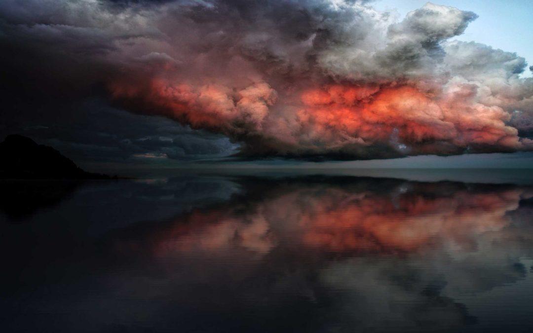 Stillness in Storm