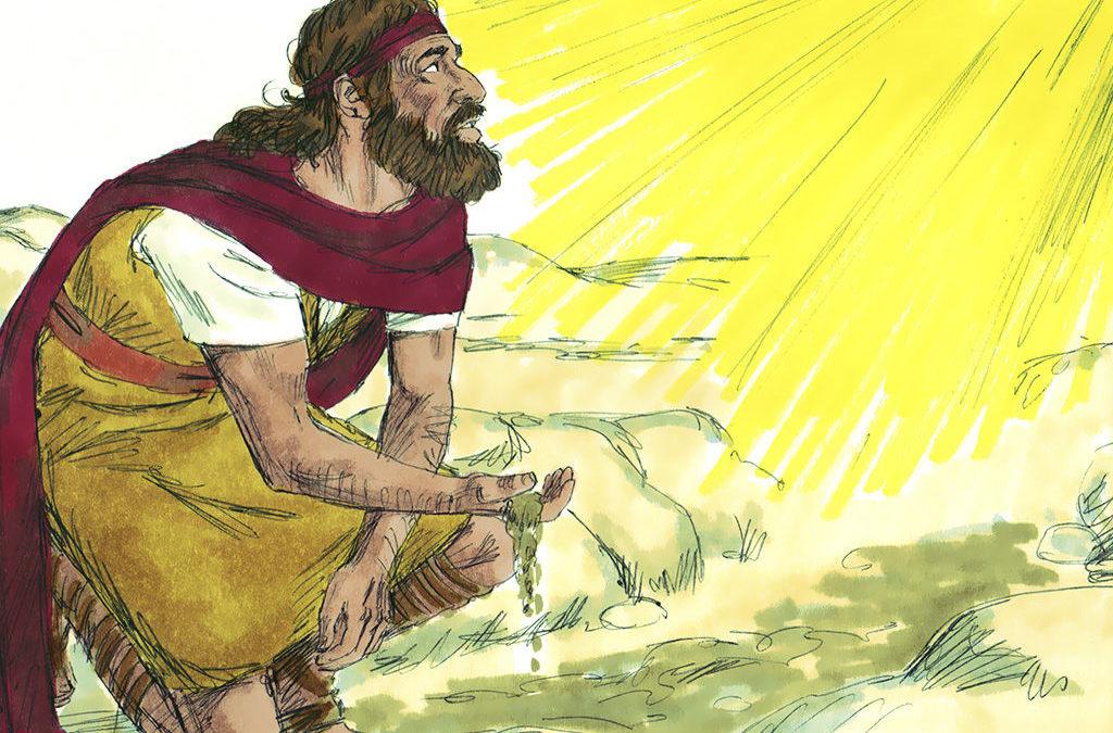 28  एलिय्याह, नबी जो मर कभी नही