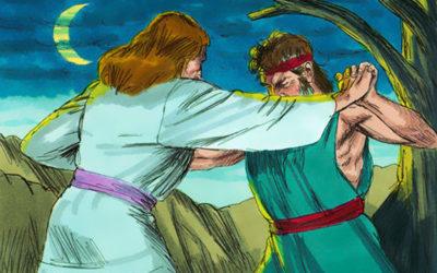 8 याकूब – पकड़ विश्वास