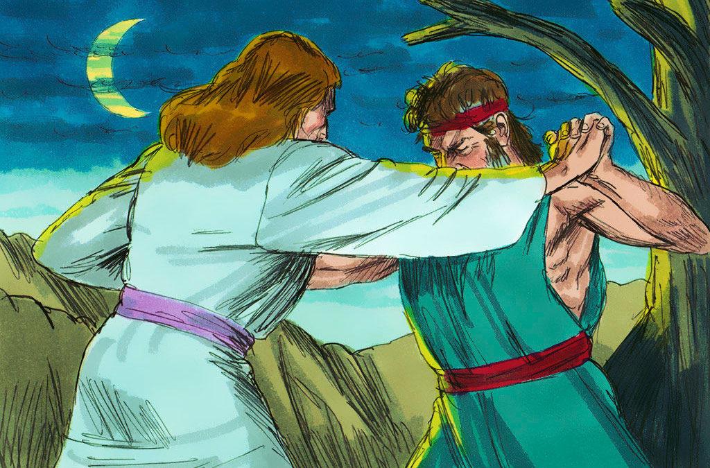 8. Jacob Compelling Faith