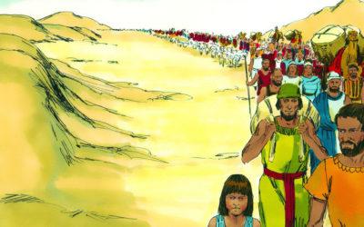 13 इस्राएल – आत्मा की दुबलापन